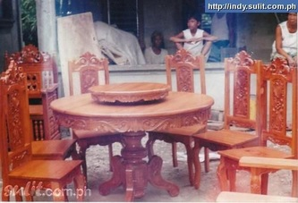 Tree Stories Part 3 in addition Benches besides  also Dining Table Sets Philippines further Dining Table Set 8 Seater. on narra furniture philippines
